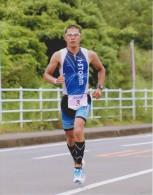 飯田忠司選手、第15回五島長崎国際トライアスロン 大会3位入賞!!