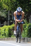 飯田忠司選手、第33回全日本トライアスロン宮古島大会 53位と健闘